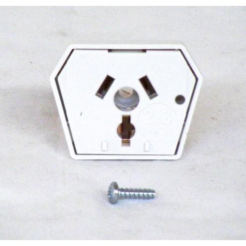 0066001004 3 Pin Socket