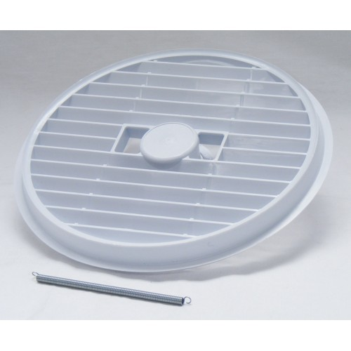 427199 Grill Outlet Assy White