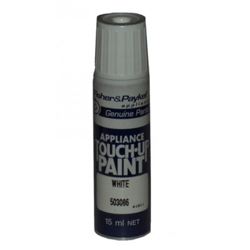 503086 Touch Up Paint White