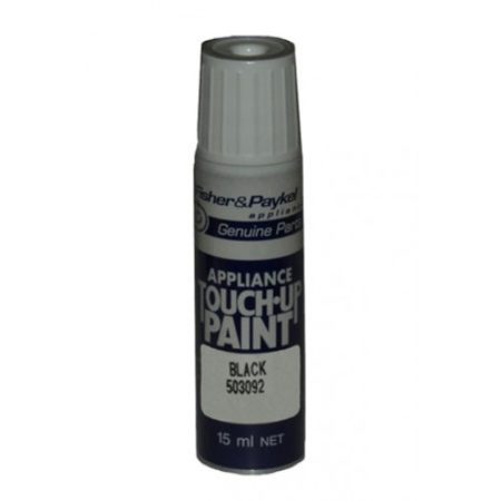 503092 Touch Up Paint Black