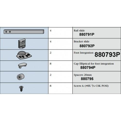 880793P Integration Foot