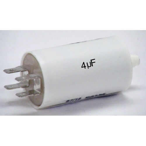 AA0004 Capacitor 4μF