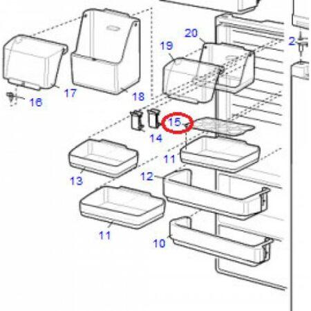 UTNA-A429CBFA Egg Tray