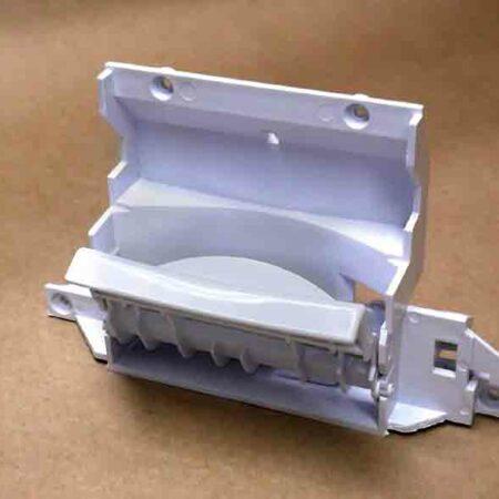 C459002X Handle & Bracket Assembly White