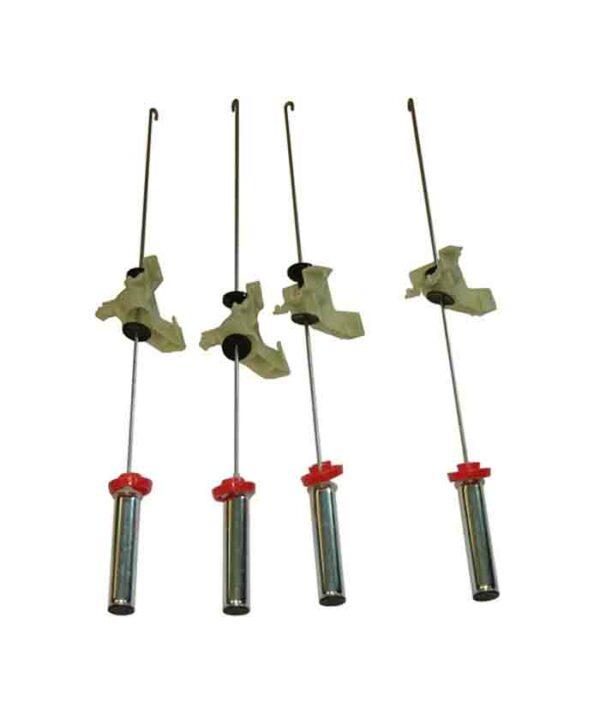 424495P Suspension Rod Kit