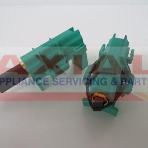 Beko Fisher and Paykel Motor Carbon Brush Pair CAR098