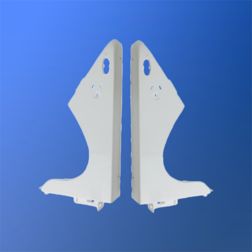 0160003662 Westinghouse Endcap Rear Pair