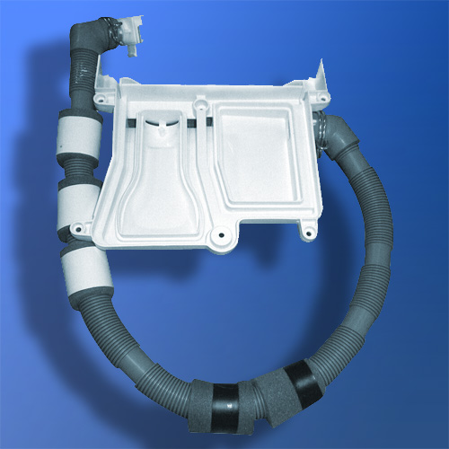 A03713209 Dispenser To Tub Hose Assembly Complete
