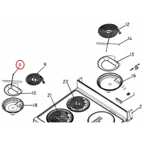 573024 Element Support
