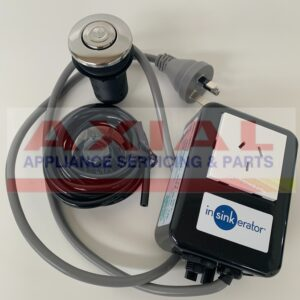 Insinkerator Waste Disposer Air Switch Single Touch Button For all Insinkerator Models IP75369